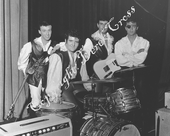 Johnny Kidd and the Pirates JOH093